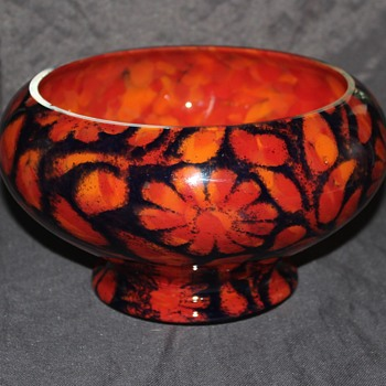 Kralik (?) Bowl - Art Glass