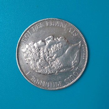 1846 francs