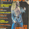 Hit Parader magazine (led zeppelin cover)