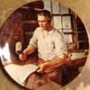 Limited Edition John Deere plate