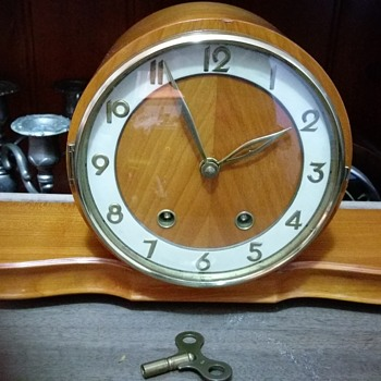 Mantle Clock 3 bar chime