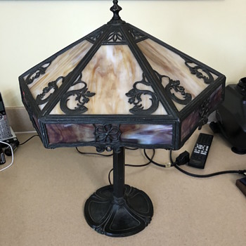 All these years everyone called it the Tiffany lamp! - Lamps