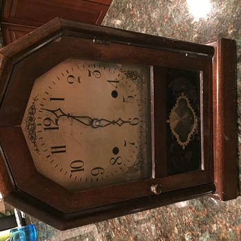 """Vernon"" Mantle Clock by New Haven Clock Co.   - Clocks"