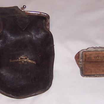 Promotional Leather Money Purses - Bags