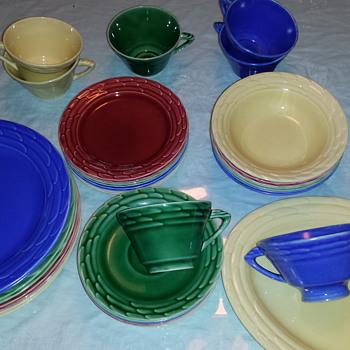 Grandma's Dishes that I've always loved