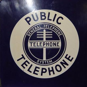 General Public Telephone - Telephones