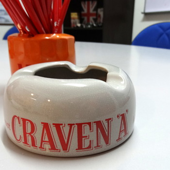 My Craven 'A' set.  - Tobacciana