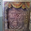 Vintage Repro Harlequin Magic Box Very OLD?