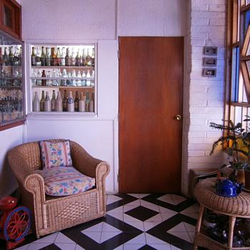 Antique bottles and decoration - Bottles