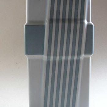 rosenthal studio line vase.... 1980s - Pottery