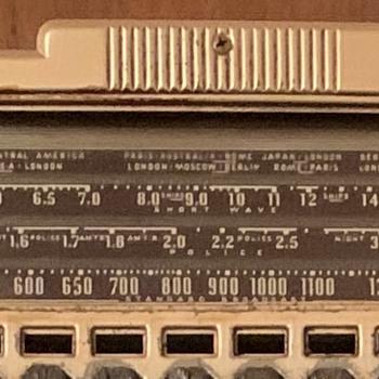 1944 Philco Radio - Radios
