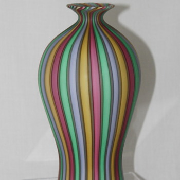 Wonder stripes from Kamei - Art Glass
