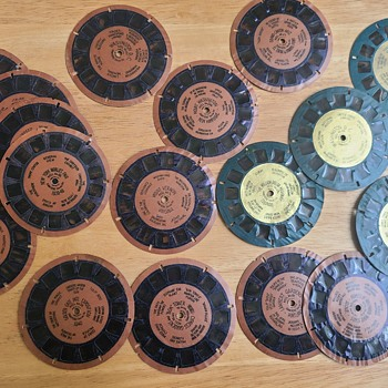 Early Sawyers Reels - Toys