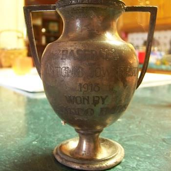 Antonio Townfest Trophy - Baseball