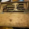 Strange Brass Measuring Tool