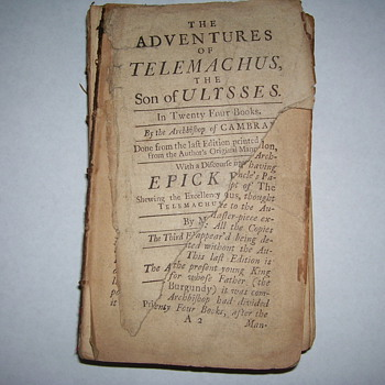 The oldest book I ever found - Books