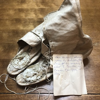Found 1885 Wedding Boots - Shoes