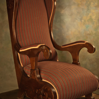 Drive by Victorian Chair  - Furniture