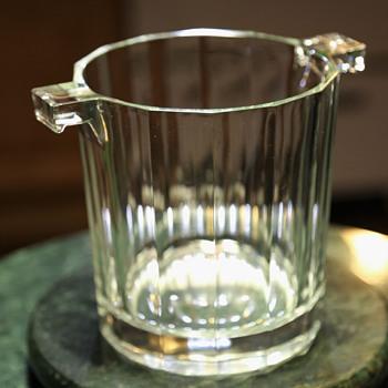 Crystal Ice Bucket? italy - Kitchen