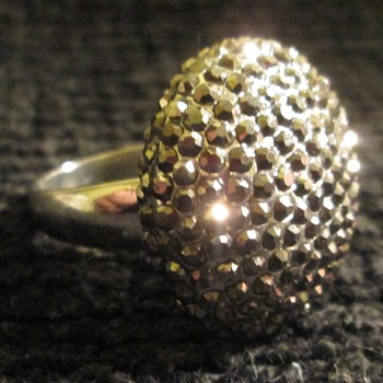 Ginormous bling ring