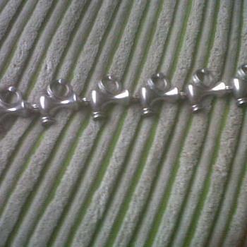 Scandinavian Silver Bracelet C1922 - Fine Jewelry