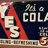 Yes cola sign