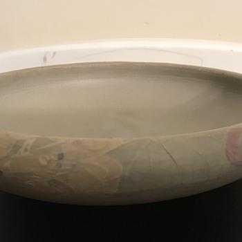 Weller Pottery Bowl, Hudson Line - Pottery