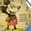 Al Horen Mickey Mouse Pocket Watch