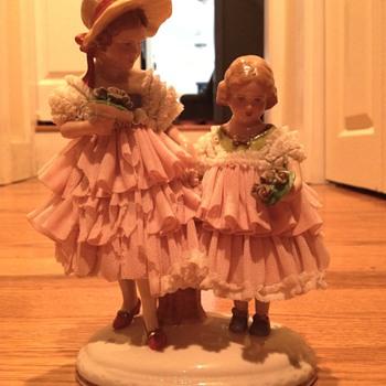Dresden Figurine - Figurines