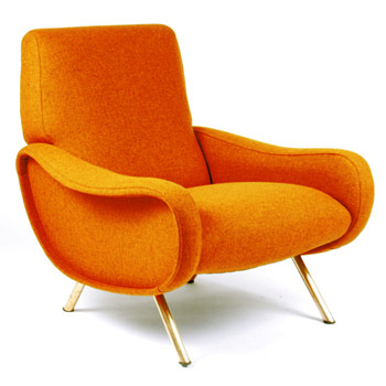 LADY chair and sofa, Marco Zanusso (Arflex, 1951) - Furniture