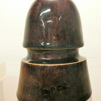 O.P. Co. Ceramic Insulator - Tools and Hardware