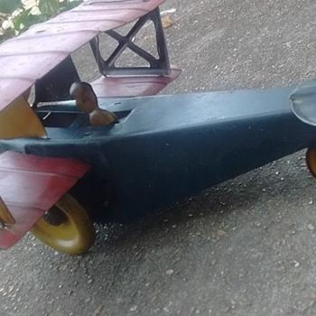 Girard Windup Plane - Toys
