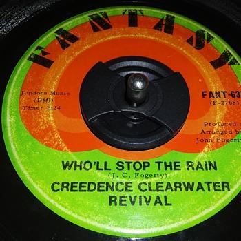 45 RPM SINGLE....#13 - Records