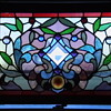 1890s Victorian Stained Glass Window