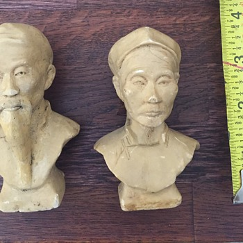 Asian small busts - Asian
