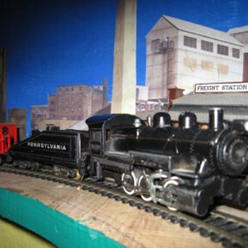 from basket case to hauling freight - Model Trains