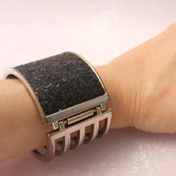 Cuff (literally!) bracelet