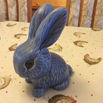 Blue rabbit - Animals