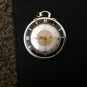 Jaeger-LeCoultre pocket watch - Pocket Watches