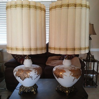 Possibly Italian Lamps - Lamps