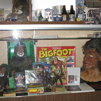 """Bigfoot collection"" - Toys"