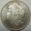 1885 MS-63 Proof-Like Morgan Silver Dollar