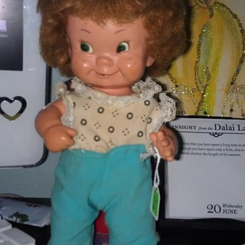 Does anyone know anything about this doll - Dolls