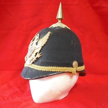 U.S. Army Model 1881 Dress Helmet