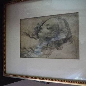 Early etching  - Fine Art