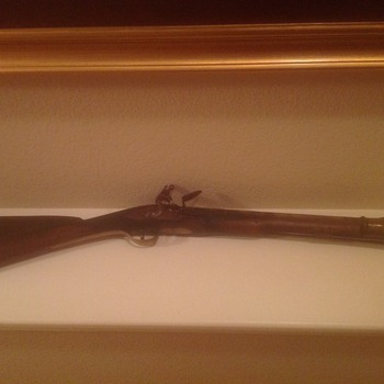Sea Service Military Brass Barreled Blunderbuss 1637-45  - Military and Wartime