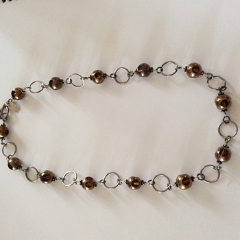 Beaded necklace  - Fine Jewelry