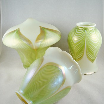 Group photo! Loetz  PG 2409 - Art Glass