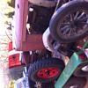 1927 Chevy doodlebug tractor - depression era necessity