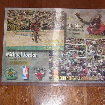 MICHAEL JORDAN 5X7